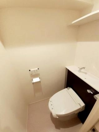 マーヴェラス駅南[1K/33.72m2]のトイレ