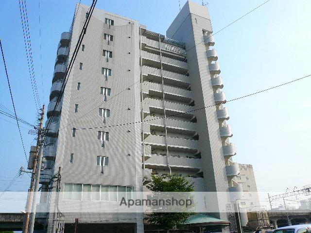 佐賀県佐賀市、伊賀屋駅徒歩67分の築26年 11階建の賃貸マンション