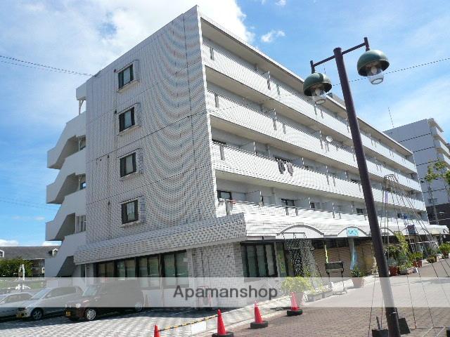 佐賀県佐賀市、鍋島駅徒歩35分の築28年 5階建の賃貸マンション