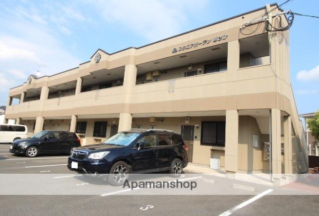 佐賀県鳥栖市、新鳥栖駅徒歩27分の築6年 2階建の賃貸アパート