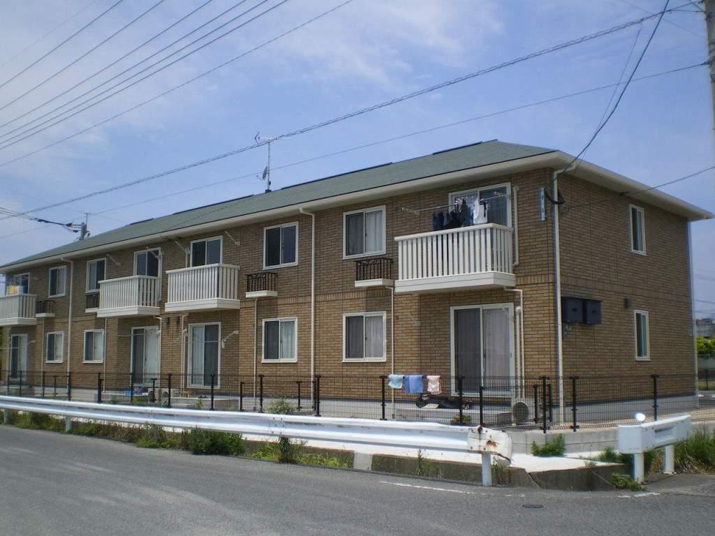 佐賀県神埼郡吉野ヶ里町、吉野ケ里公園駅徒歩26分の築8年 2階建の賃貸アパート