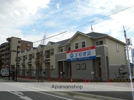 佐賀県佐賀市、伊賀屋駅徒歩50分の築6年 2階建の賃貸アパート