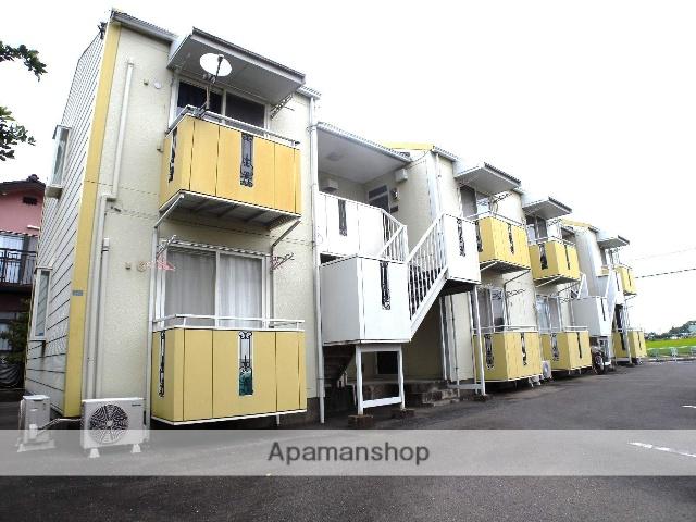 佐賀県佐賀市、鍋島駅徒歩30分の築28年 2階建の賃貸アパート