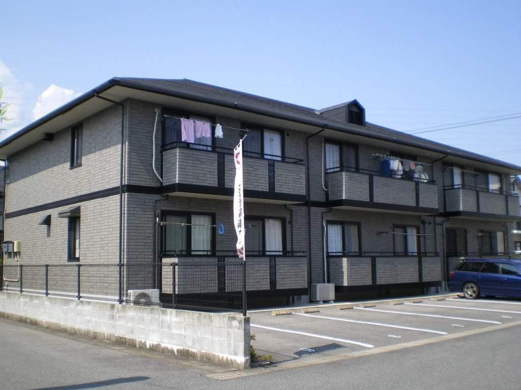 佐賀県佐賀市、伊賀屋駅徒歩105分の築15年 2階建の賃貸アパート