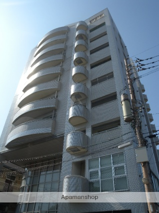 佐賀県佐賀市、佐賀駅徒歩3分の築26年 11階建の賃貸マンション