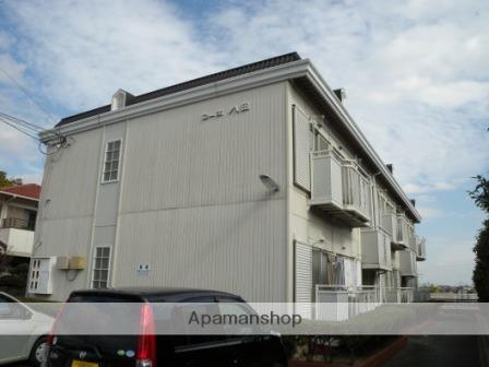 佐賀県佐賀市の築27年 2階建の賃貸アパート
