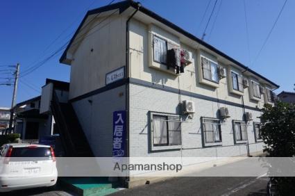 長崎県大村市、大村駅徒歩12分の築16年 2階建の賃貸アパート
