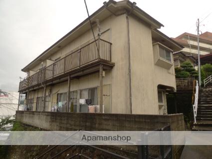 長崎県長崎市、道ノ尾駅徒歩8分の築35年 2階建の賃貸アパート