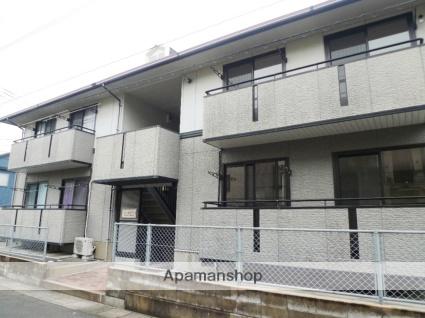 長崎県西彼杵郡長与町、長与駅徒歩22分の築21年 2階建の賃貸アパート