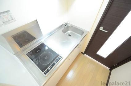 レオネクストDK Ⅵ[1K/29.47m2]のリビング・居間