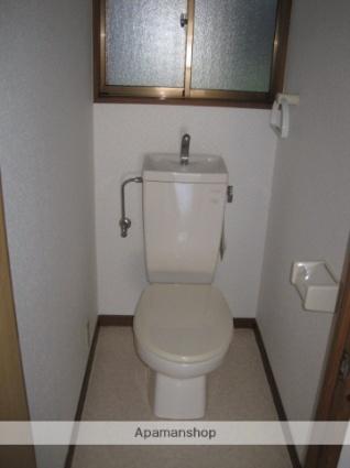 ムラタハイツ俵町[2DK/39.66m2]のトイレ