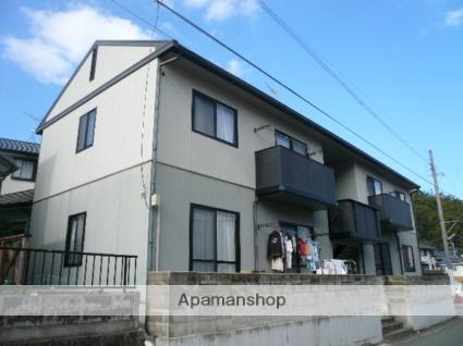 長崎県西彼杵郡時津町の築17年 2階建の賃貸アパート