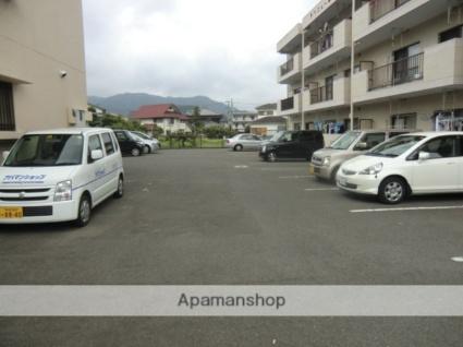 アベニュー島田PARTⅠ[3DK/60.91m2]の駐車場