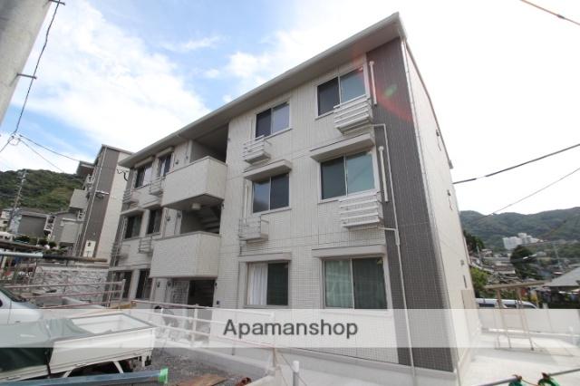 長崎県長崎市の築2年 3階建の賃貸アパート