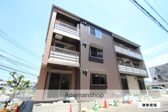 長崎県長崎市、浦上駅徒歩11分の新築 3階建の賃貸アパート