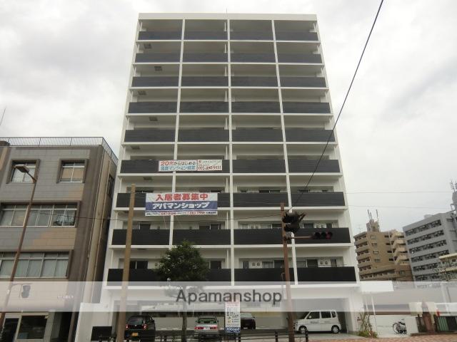 長崎県長崎市、岩屋橋駅徒歩3分の築5年 10階建の賃貸マンション