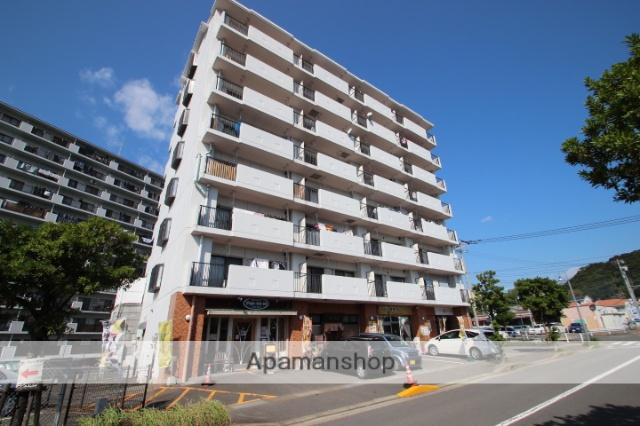 長崎県西彼杵郡時津町の築20年 8階建の賃貸マンション