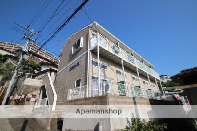 長崎県長崎市、住吉駅徒歩9分の築15年 2階建の賃貸アパート