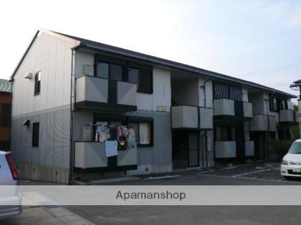 長崎県長崎市の築18年 2階建の賃貸アパート