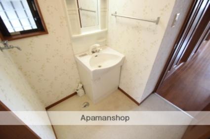 アペルト北門 A棟[2LDK/54m2]の洗面所