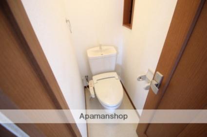 アペルト北門 A棟[2LDK/54m2]のトイレ