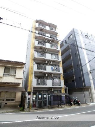 長崎県長崎市、長崎大学前駅徒歩4分の築19年 7階建の賃貸マンション