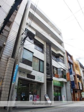 長崎県長崎市、思案橋駅徒歩2分の築36年 8階建の賃貸マンション