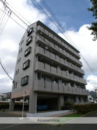長崎県長崎市、昭和町通り駅徒歩8分の築27年 6階建の賃貸マンション