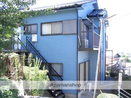 長崎県長崎市、思案橋駅徒歩9分の築27年 2階建の賃貸アパート
