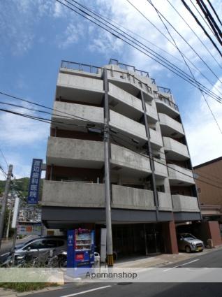 長崎県長崎市、宝町駅徒歩2分の築12年 7階建の賃貸マンション