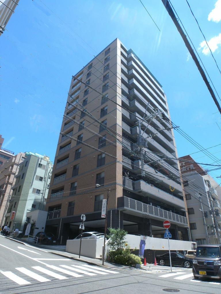 長崎県長崎市、長崎駅前駅徒歩5分の築6年 13階建の賃貸マンション