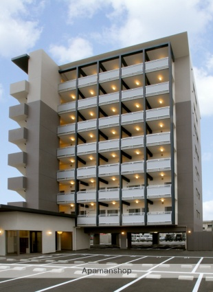 長崎県諫早市、本諫早駅徒歩19分の築9年 8階建の賃貸マンション