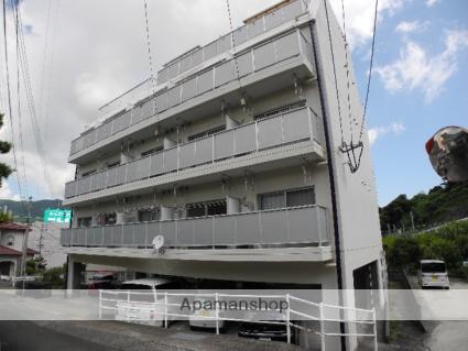長崎県西彼杵郡時津町の築25年 5階建の賃貸マンション