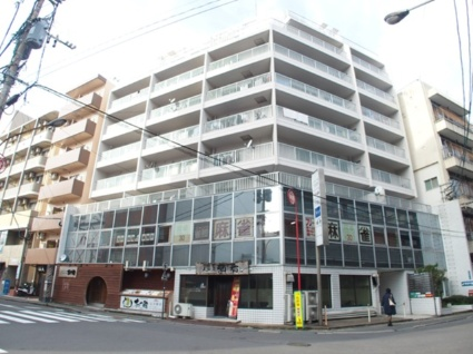 長崎県長崎市、長崎駅徒歩5分の築33年 10階建の賃貸マンション