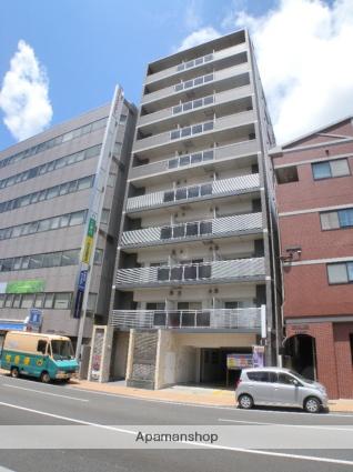 長崎県長崎市、長崎駅徒歩14分の築8年 10階建の賃貸マンション