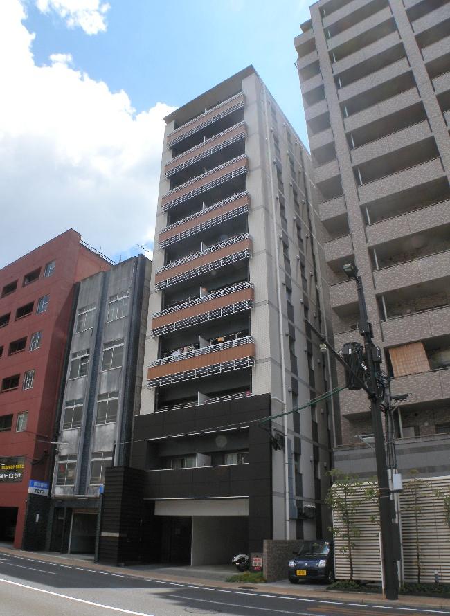 長崎県長崎市、公会堂前駅徒歩5分の築7年 10階建の賃貸マンション