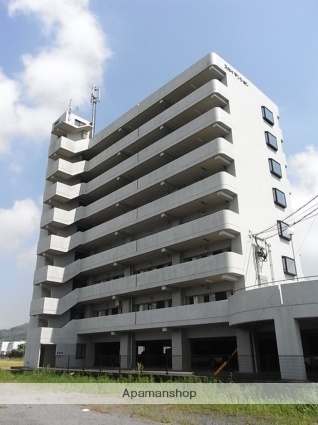 長崎県諫早市の築16年 8階建の賃貸マンション
