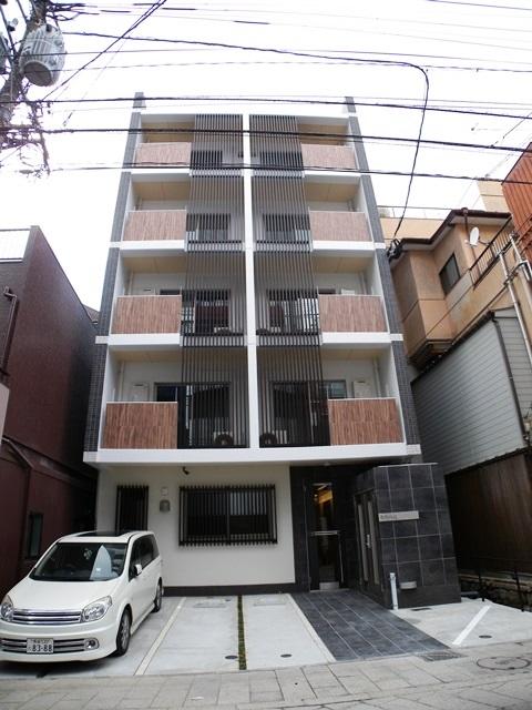 長崎県長崎市、観光通り駅徒歩7分の築1年 5階建の賃貸マンション