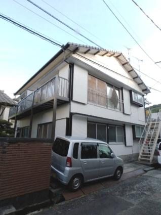 長崎県長崎市の築43年 2階建の賃貸アパート