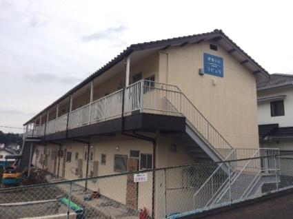 長崎県大村市、大村駅徒歩6分の築32年 2階建の賃貸アパート