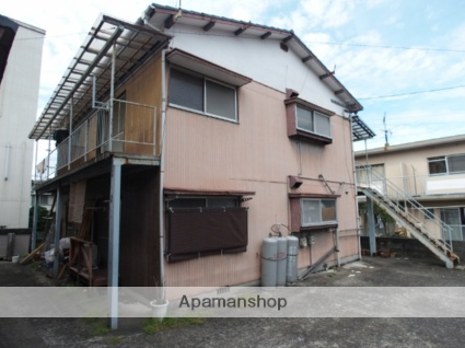 長崎県西彼杵郡時津町の築45年 2階建の賃貸アパート