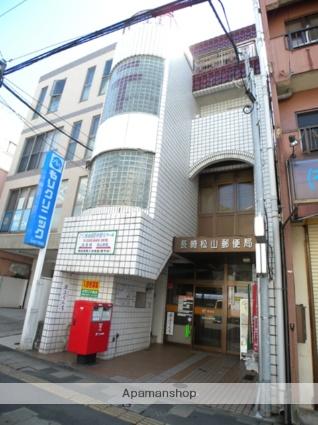 長崎県長崎市、松山町駅徒歩2分の築32年 4階建の賃貸アパート