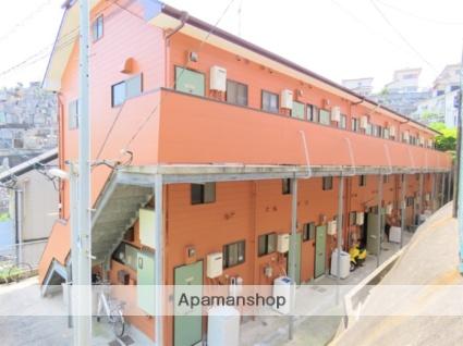 長崎県長崎市、若葉町駅徒歩4分の築24年 2階建の賃貸アパート