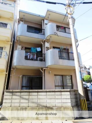長崎県長崎市、銭座町駅徒歩5分の築27年 3階建の賃貸マンション