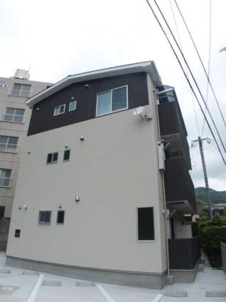 長崎県長崎市、新中川町駅徒歩7分の新築 3階建の賃貸アパート