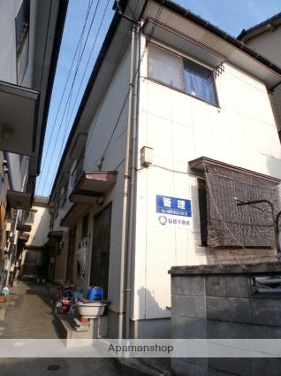長崎県長崎市、思案橋駅徒歩11分の築30年 2階建の賃貸アパート