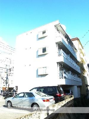 長崎県長崎市、大橋駅徒歩3分の築23年 4階建の賃貸マンション
