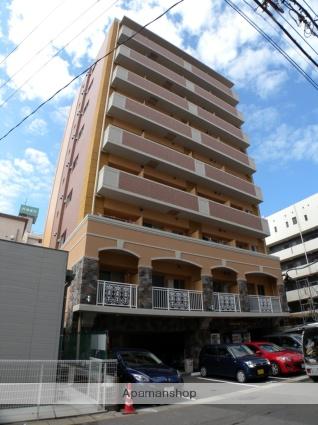 長崎県長崎市、浦上駅徒歩3分の築3年 9階建の賃貸マンション