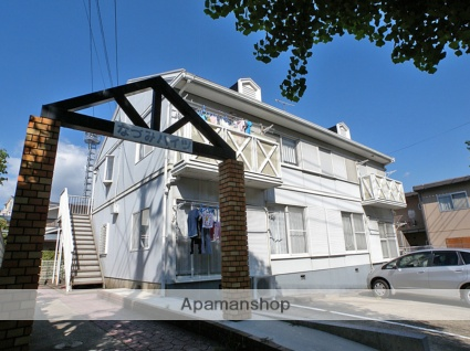 長崎県長崎市の築28年 2階建の賃貸アパート