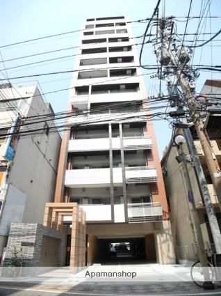 長崎県長崎市、長崎駅徒歩15分の築2年 13階建の賃貸マンション